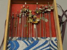 彫金 金属製 簪 各種
