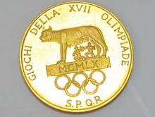 ローマオリンピック記念金貨