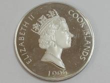 クック諸島プラチナ硬貨