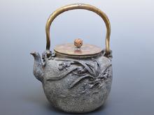 亀文堂 鉄瓶