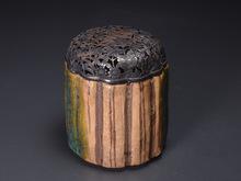 織部焼香炉