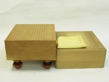 本榧囲碁盤