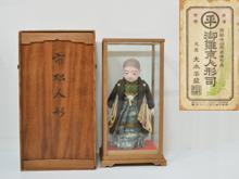 大木平蔵 市松人形