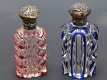 アンティークガラス 香水瓶