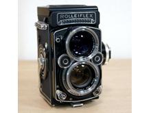 ローライフレックス プラナー80mmF2.8